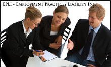 EPLI - Employement Practices Liability Insurance
